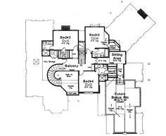 Upper/Second Floor Plan: 8-724