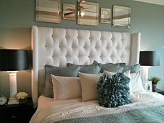 Find this Pin and more on Beautiful Bedrooms & Bedding 2.