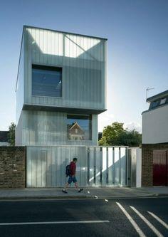 Moderne Fassaden moderne fassaden die moderne fassade kann das haus verschönern