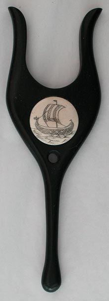 Viking Ship Lucet via Etsy