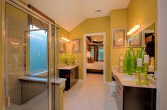 Spice your #bathroom #design! #interior #inspiration