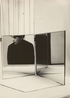 Florence Henri (1893-1982), 1928, Abstract Composition, Foundation Ann and Jürgen Wilde, Pinakothek der Moderne, Munich, #AvantGardePhotography