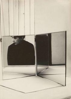 Florence Henri (1893-1982), 1928, Abstract Composition, Foundation Ann and Jürgen Wilde, Pinakothek der Moderne, Munich, #AvantGardePhotography