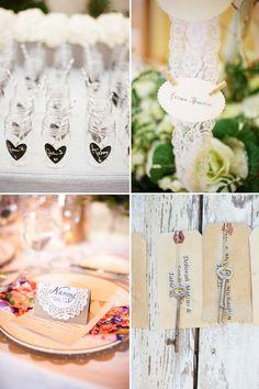 unique-wedding-reception-ideas-escort-cards-diys