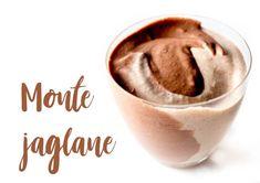 Jaglane Monte - naturalnie gęste, mocno czekoladowe i pachnące orzechami. Popraw sobie nastrój, dodaj energii i zapomnij o głodzie. Wypróbuj domowe Monte.