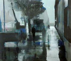 Kenneth Blom · morning · 2011 · 140 x 160 cm