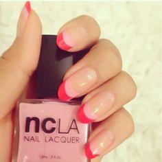 Simple Cute Nail Design