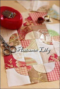 Pink Caramel: Autumn Lily 2