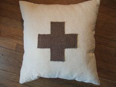 army blanket pillow