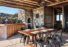 Stone Beach House, Crete, Greece   beach house rentals