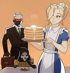 Mercy is the best mom