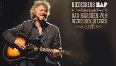 Niedeckens BAP: Das Märchen vom gezogenen Stecker (Live) (2 CDs) – jpc Wolfgang Niedecken und BAP