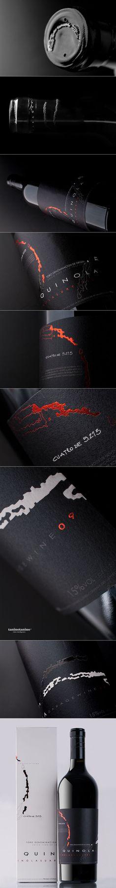 QUINOLA 2009  - TANINOTANINO VINOS INTELIGENTES wine / vinho / vino PD