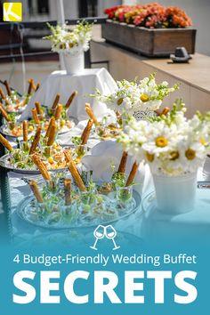 4 Budget-Friendly Wedding Buffet Secrets