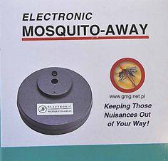 odstraszacz komarów na komary odstraszacze LS-915