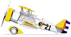 Cuban Air Force F11C-2 /BFC-2 Goshawk