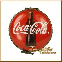 Coca Cola Limoges Box - $300.00