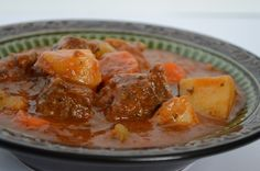 The Best Beef Stew In The World