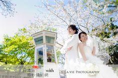 [攝影機構] LA-VIE Photography 橫濱 橫濱櫻花