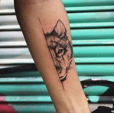 wolf tattoo ideas #WolfTattooIdeas
