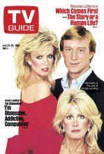 The history of television at your fingertips with the TV Guide Magazine Cover Archive - Covers from 1953 to today - including TV's biggest shows and stars like Lucy and John Wayne 80 Tv Shows, Great Tv Shows, Bobby, Dallas, Donna Mills, Knots Landing, Kino Film, Life Guide, Episode Online