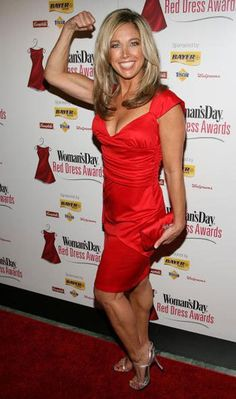 Image via yahoo.com  Kicking the 40+ Belly - Denise Austin