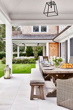 Hamptons beach house ideas