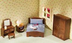 Blue Master Bedroom (USA)