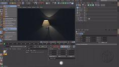 Cinema 4D – Lampshade (Backlight Shader) Tutorial