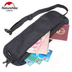 Naturehike Men Women Waist Pack Anti-Theft Safe Breathable Fanny Bag Cash Passport Document Card Sports Running *** AliExpress Affiliate's Pin.  Clicking on the VISIT button will lead you to find similar product on AliExpress website