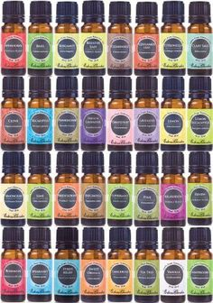 Uses for essential oils
