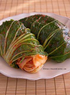 Harder more authentic Kimchi