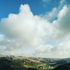 Authentic Jerusalem Tours / Photo by: Yana Milinevsky / 2021-04-08 13:01:15 Group Tours, Stunning View, Open Up, Jerusalem, Things To Do, Places To Visit, Clouds, City, Outdoor