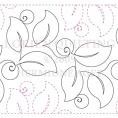 The Quilter's Station - Bush Berries. Lots of printable designs!