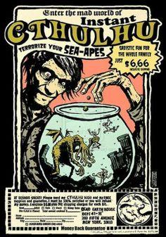 H.P. Lovecraft & Cthulhu - Community - Google+
