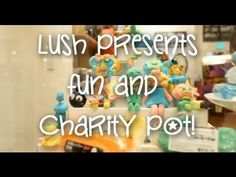 Lush - Fun and Charity Pot - Hug it Out!