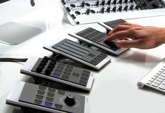 Cubase control surfaces from Steinberg
