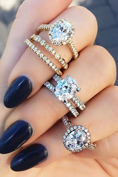 Engagement Rings  :     Picture    Description  30 Best Diamond Wedding Rings For Real Women ❤️ diamond wedding rings oval cut solitaire pave band yellow white gold ❤️ See more: www.weddingforwar… #weddingforward #wedding #bride