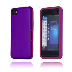 Alu Guard (Lilla) Blackberry Z10 Cover