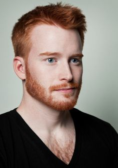 He's a ginger