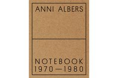 A superb facsimile of the only known notebook of legendary artist Anni Albers, this publication offers insight into the methodology of a modern master.
