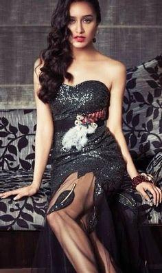 Stunning Photoshoot of Shraddha Kapoor for Hi Blitz Magazine