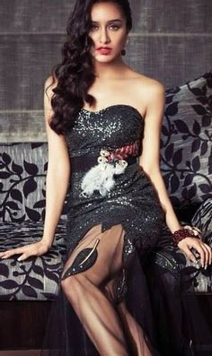 Stunning Photoshoot of Shraddha Kapoor for Hi Blitz Magazine
