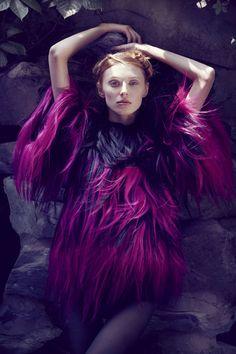Madame FIGARO French Ed.    Fashion Editorial by Matthieu Belin, via Behance
