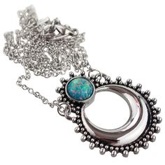 Moonshine Deep Ocean Blue Necklace