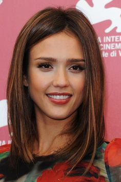 Jessica Alba Hair.... Hair cut Intend to have after donating my hair.