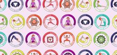 You don't always have to hit the yoga studio to work on balancing your chakras.