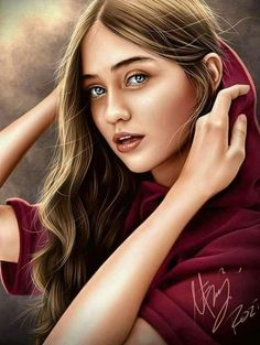 Girly Drawings, Art Girl, Game Of Thrones Characters, Eyes, Fictional Characters, Color, Art, Woman, Colour