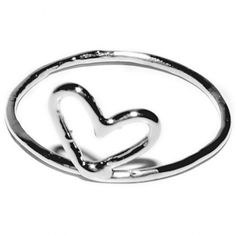 Heart Ring - Accessories