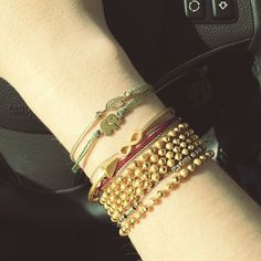 wrapped in #100GoodWishes   #dogeared #makeawish #bracelets #charmed #cuff #feather #elephant